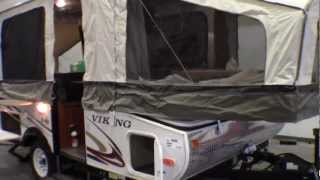 NEW 2011 Coachmen Viking 2108ST Tent Camper