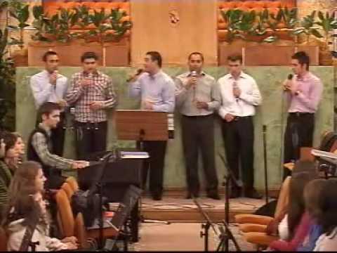 Isaura Dincă şi Vasile Oprea - Vine Isus - www.predic.ro