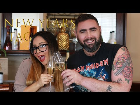 SNOOKI'S NEW YEARS TAG with Joey Camasta