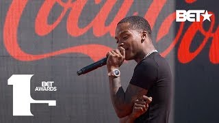Calboy Performs Adam & Eve At The BETX Live Refreshed Stage!