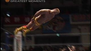 NJPW GREATEST MOMENTS MASATO TANAKA vs TOMOAKI HONMA