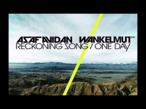 Asaf Avidan - One Day  VS Jewelz feat. Scott Sparks - Toxic Rush (Original Mix)