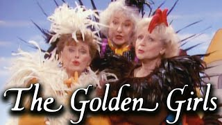 That Time The Golden Girls Were Anthropomorphic Bird Beasts