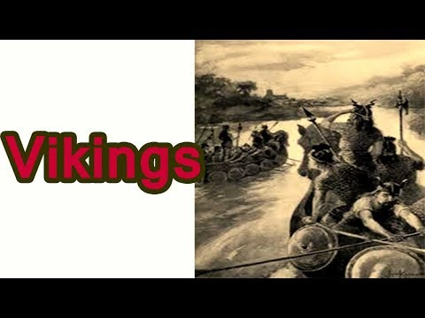 Scandinavia Vikings | Viking Age |world history in hindi |online class |lesson-46 |short documentary
