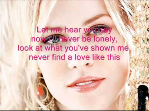 Love Like This - Natasha Bedingfield feat. Sean Kingston Lyrics