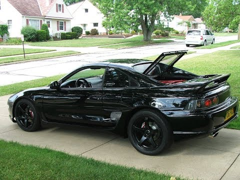 Mid Engine Performance- On A Budget? YES! MR2 TURBO!