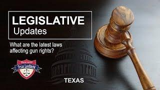 TX Legislative Updates 2017