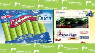 AndNowUKnow - Duda Farms Fresh Foods, Wish Farms - Quick Dish