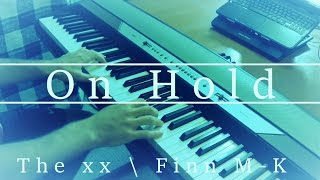 On Hold (The xx) Piano Cover | Finn M-K