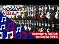 Loja de Instrumentos Musicais nos Estados Unidos Guitar Center
