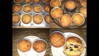 Episode 22: Cranberry Orange Cornbread Muffins