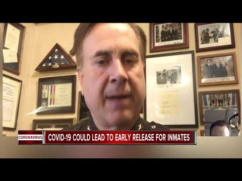 COVID-19 could lead to early release for inmates