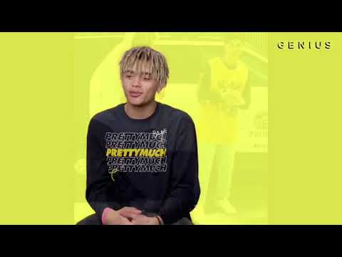 Zion Kuwonu being goofy asf *for 10 minutes straight*