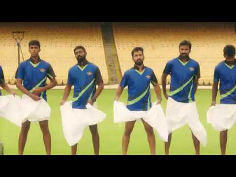 Tnpl thuthukudi team song