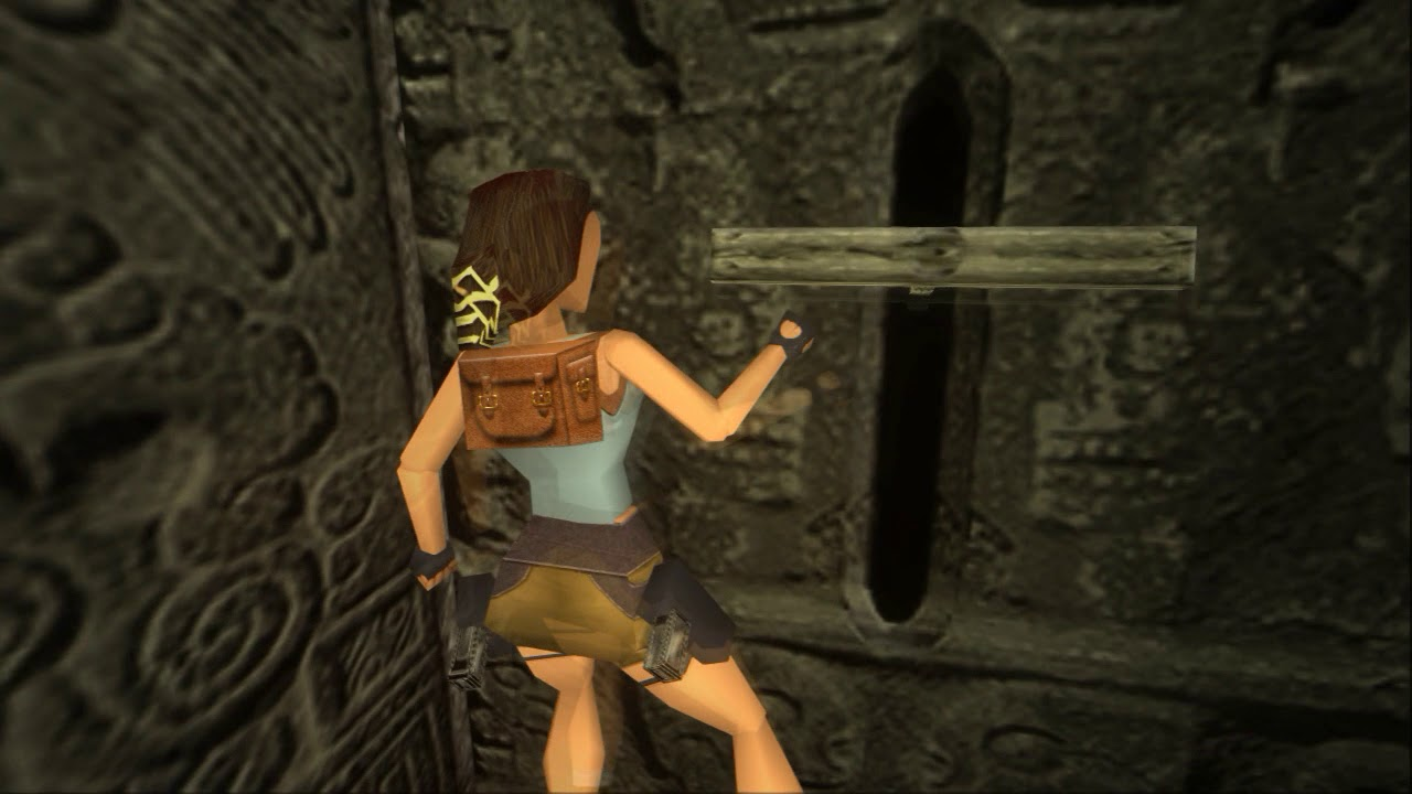 Out Now Tomb Raider 1 Remaster Reshade Project Caves Gameplay