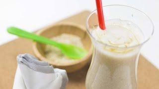 Como preparar um suco de pera com aveia para controlar a ansiedade