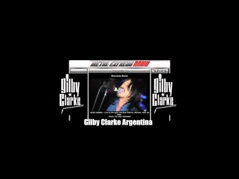 Gilby Clarke - Interview Metal Radio (Oslo, Norway, April 29, 2006)