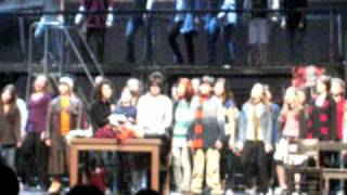 finale of rent kjk productions teen a