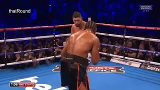 David Haye vs Tony Bellew I 11th round