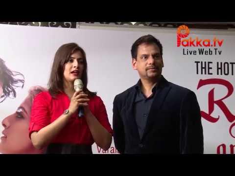 Actress Varalakshmi sarathkumar in Stage show Romeo Juliet Press Meet