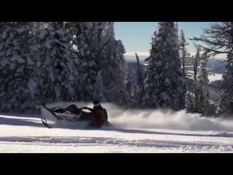 2016 Yamaha Snowmobiles - Conquer Mountain