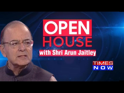Arun Jaitley With India Inc. Post Budget 2017 | Exclusive