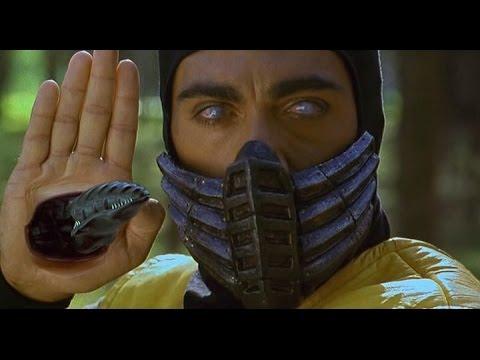 Mortal Kombat - Johnny Cage vs. Scorpion