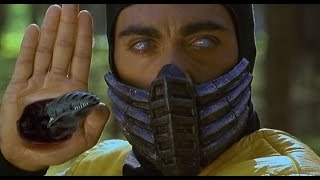 Mortal Kombat - Johnny Cage vs. Scorpion