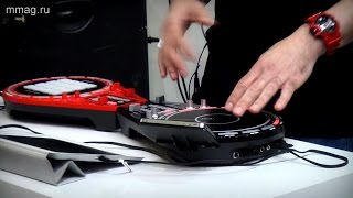 NAMM Musikmesse Russia 2015 - CASIO Trackformer XW PD-1, XW DJ-1 - Контроллеры