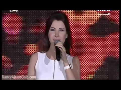 Nancy Ajram Mashi Haddi  - MTV Lebanon 1st anniversary
