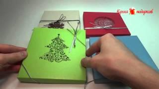 Картонные коробки с логотипом(Оригинальные новогодние картонные коробки с логотипом компании http://www.кухня-подарков.рф/catalog/podarochnye_korobki/, 2016-02-14T19:55:04.000Z)