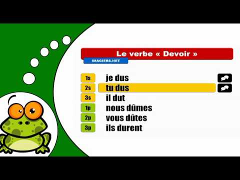 J Apprends La Conjugaison Devoir Indicatif Passe Simple Youtube