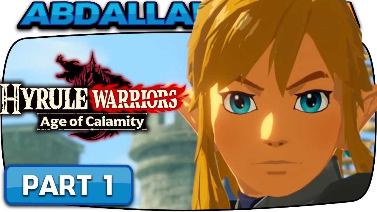Hyrule Warriors Age Of Calamity Gameplay Walkthrough Part 1 Youtube