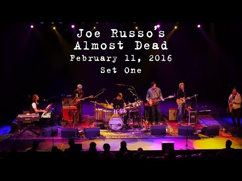 Joe Russo's Almost Dead: 2016-02-11 - New Haven, CT (Set 1) [4K]