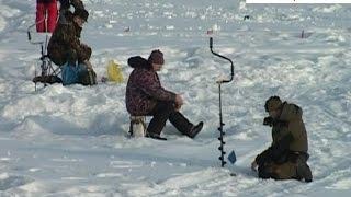 видео Рыбалка на каменке алтайский край