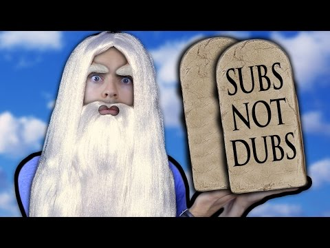 NEW COMMANDMENTS (YIAY #113)