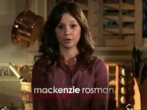 Mackenzie Rosman Campbell Soup Commercial from 7th Heaven in 2006