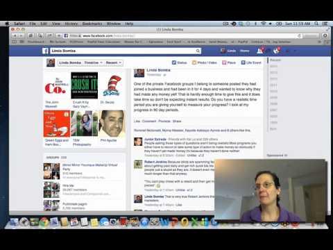 What Are Good Facebook Status Updates?