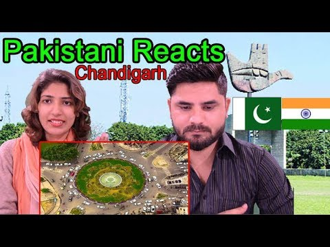 Pakistani Reacts To | Chandigarh - The City Beautiful | Pakistani Reacts To Indian Cities