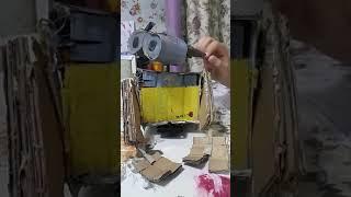 WALL-E своими руками