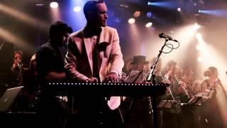 Tanz Baby! feat. Musikarbeiterkapelle - Das Model (Kraftwerk Cover), live @ WUK