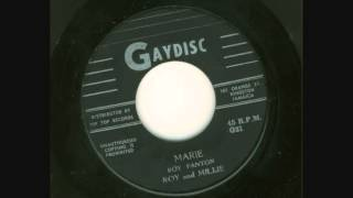 roy panton & millie small  - marie ( gaydisc 1963 )