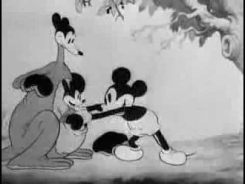 Mickey Mouse - Mickey's Kangaroo - 1935