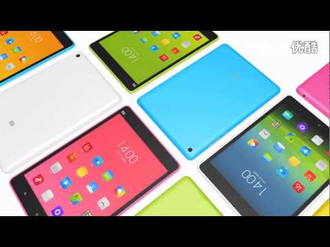 Xiaomi introduces its first tablet, the Tegra K1-powered Mi Pad