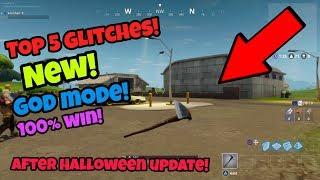 Fortnite Battle Royale Glitches (Nouveau top 5) devient invisible après la dernière mise à jour PS4/Xbox one