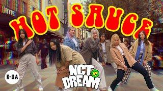 [KPOP IN PUBLIC AUSTRALIA] NCT DREAM (엔시티 드림) - '맛 HOT SAUCE' 1TAKE + KIDS VER. DANCE COVER