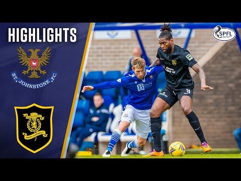 St. Johnstone Livingston Goals And Highlights