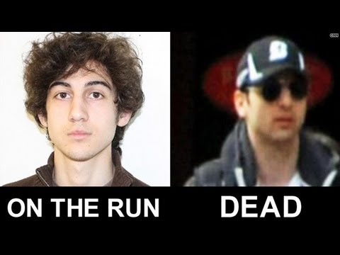 """PROOF: Boston Bombing Suspects Were FBI Patsy Operatives """"Then Executed"""""""