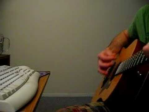 gary jules - mad world (acoustic cover)