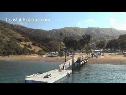 Catalina Island: Approach to Howland
